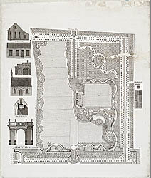 Beeckestijn (Velsen) - J.G.Michael (1772)