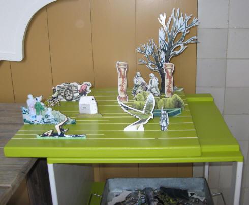 Beeckestijn podium voor tuin en landschapscultuur tuinhistorisch genootschap cascade - Creeren van een tuin allee ...